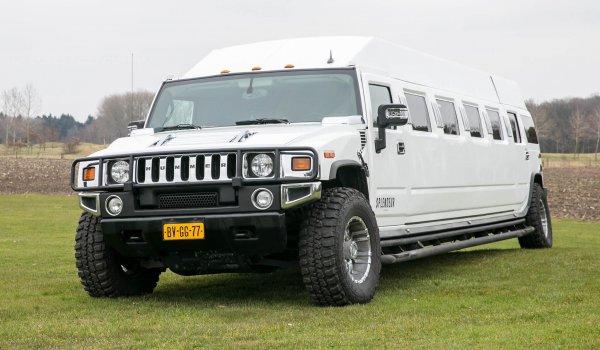 Splendeur mega Hummer limousine